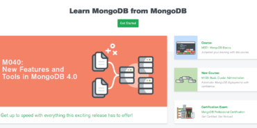 MongoDB University: How MongoDB Built a World-Class Training Machine