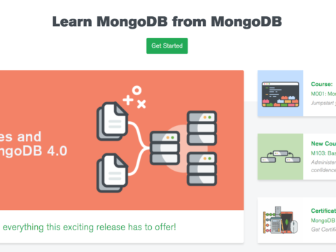MongoDB University: How MongoDB Built a World-Class Training Machine